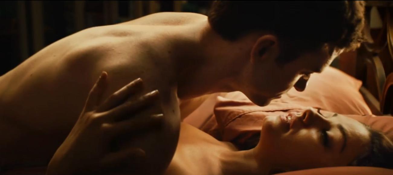 фильми из сценами интима