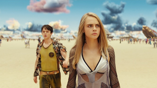 «Валериан игород тысячи планет» собрал в русском кинопрокате 347 млн руб.
