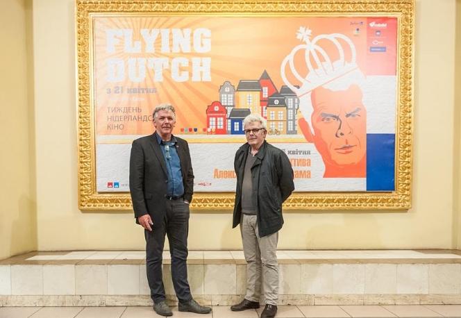 Алекс ван Вармердам: Київ – дуже світле місто
