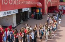 Одесса на экваторе
