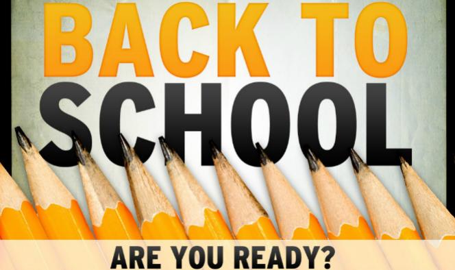 Новини: Back to School: Шкільне кіно