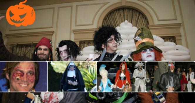 Новини: Головне, щоб костюмчик сидів: Зірковий Хеллоуїн