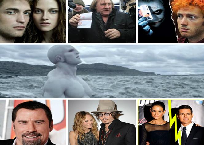 Новини: Кіноскандали 2012 року