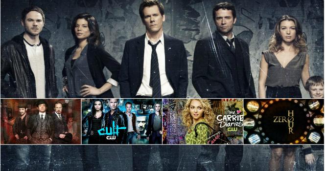 Новини: 5 нових серіалів зимового сезону