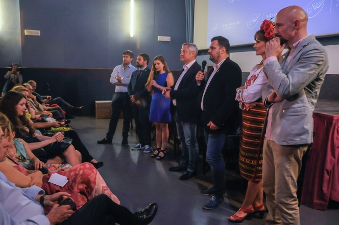 Новости: Первые «Дни украинского кино в Риме»