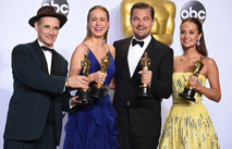 """Статьи: """"Оскар-2016"""". Сюрпризы и разочарования"""