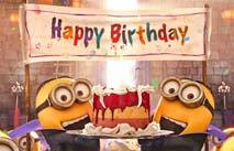 Киноревизия: День рождения в кино