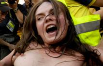 Одеса 2014. Тіло в діло - FEMEN на великих екранах