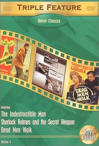 "Фільм ""Indestructible Man"""