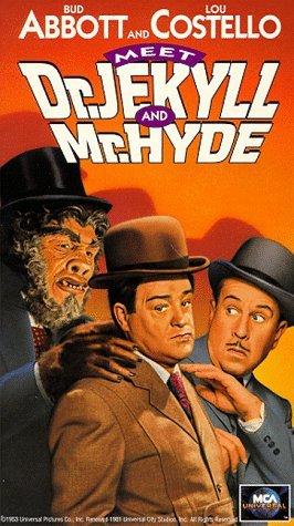 """Фильм """"Эббот и Костелло встречают доктора Джекилла и мистера Хайда"""""""
