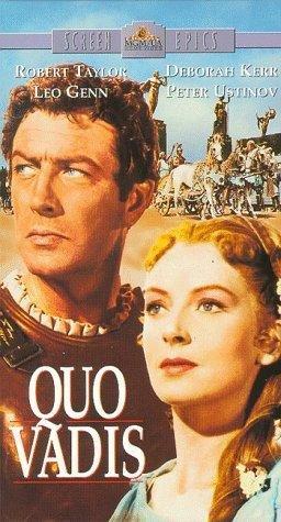 Фільм Quo Vadis - Постери