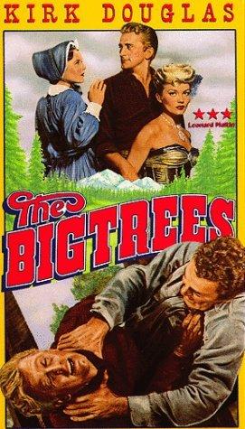 Фільм Большие деревья - Постери