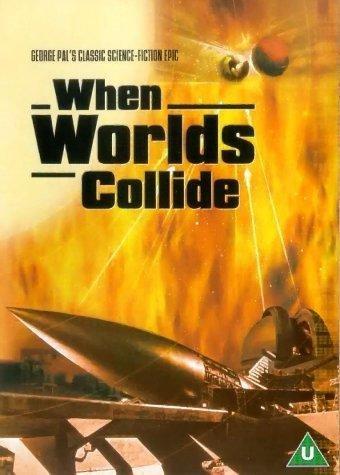 Фільм When Worlds Collide, - Постери
