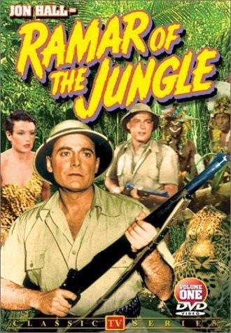 Фільм Рамар из джунглей - Постери