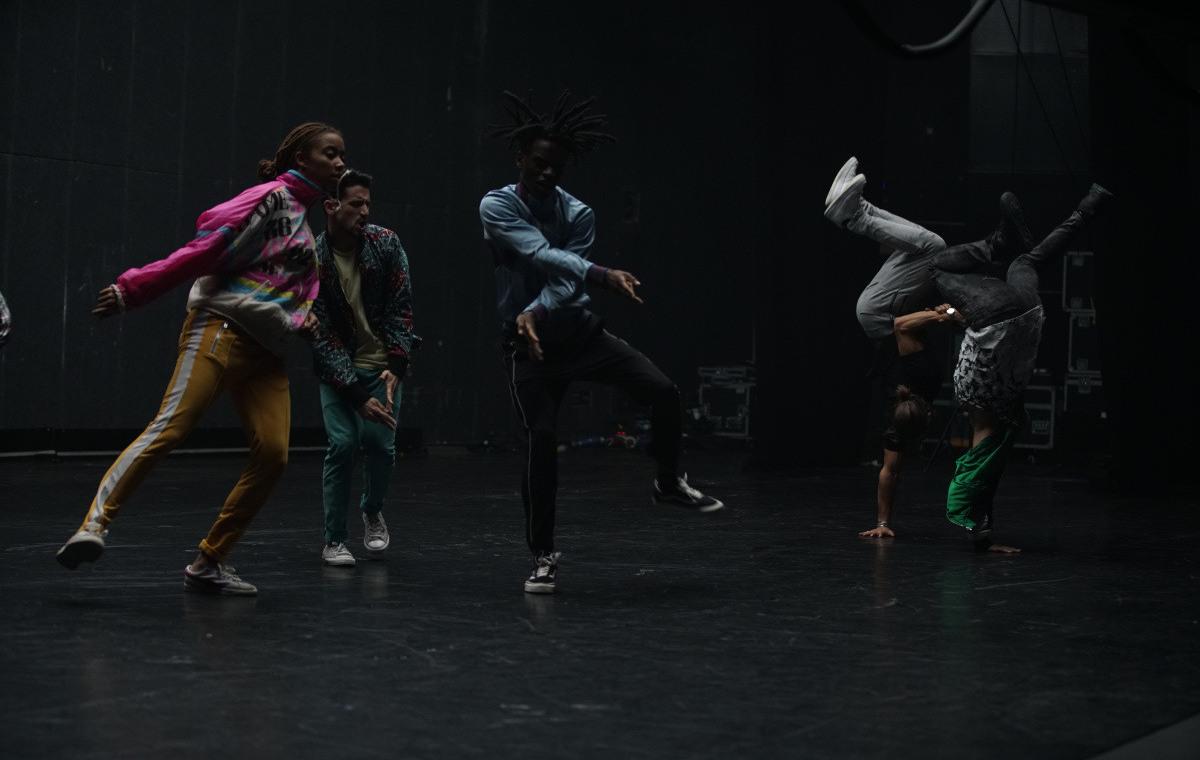 світлини із фильма Фільм - Танцюй серцем