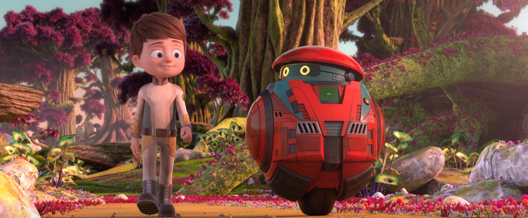 світлини із фильма Фільм - Віллі і таємнича планета