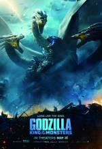 Постери: Фільм - Годзілла II: Король Монстрів - фото 19
