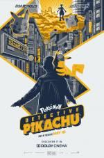 Постери: Фільм - Покемон детектив Пікачу - фото 25