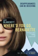 Постеры: Кейт Бланшетт в фильме: «Куда ты пропала, Бернадетт?»