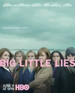 Сериал Большая маленькая ложь - Постеры