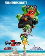 Постери: Фільм - Angry Birds у кіно 2 - фото 8