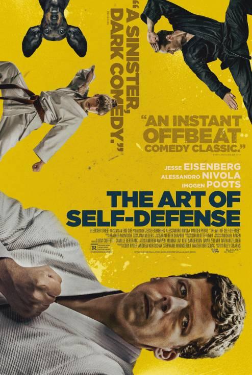 Фильм Искусство самообороны - Постеры