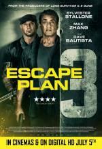 Постери: Фільм - План втечі 3. Постер №4