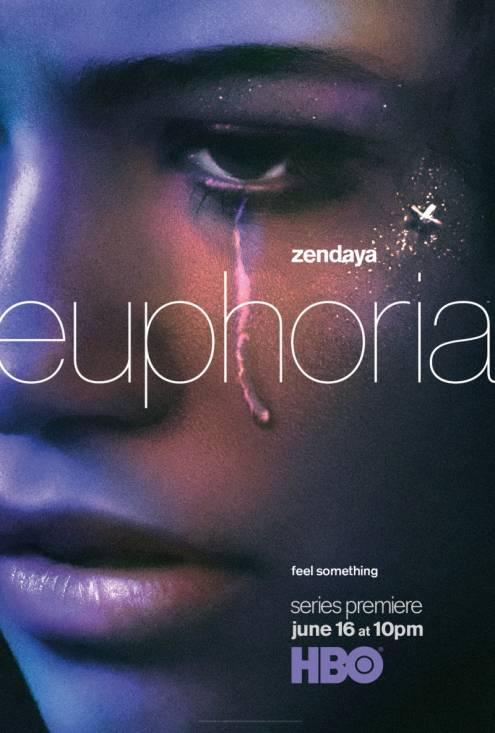 Серіал Ейфорія - Постери