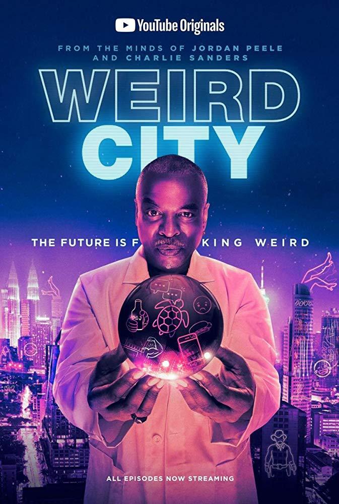 Постери: Фільм - Дивне місто