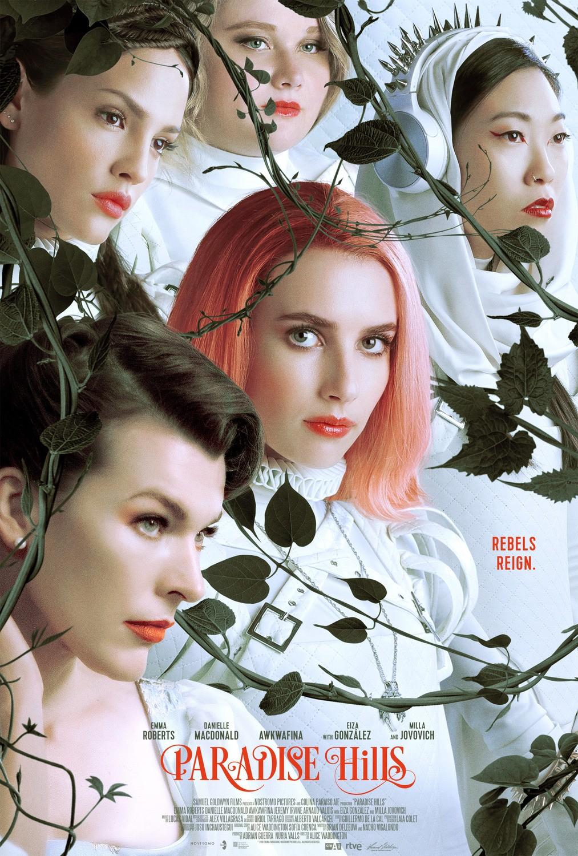 Постери: Фільм - Райські пагорби