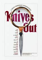 Постери: Фільм - Ножі наголо. Постер №1