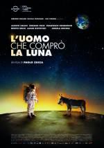 Постери: Фільм - Чоловік, який купив Місяць. Постер №1