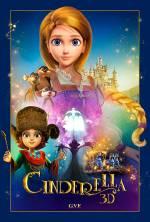 Фільм Попелюшка і зачарований принц - Постери