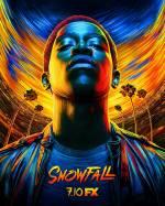 Постери: Фільм - Снігопад. Постер №1