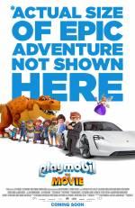 Постери: Фільм - Playmobil: Фільм. Постер №3