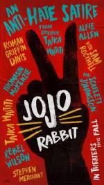 Постери: Фільм - Кролик Джоджо. Постер №1