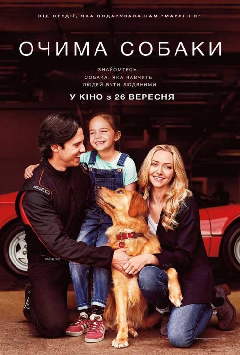 Фільм Очима собаки - Постери