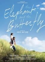 Фільм Слон і метелик - Постери