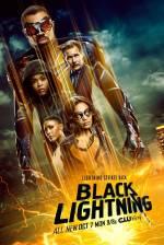 Сериал Черная молния - Постеры
