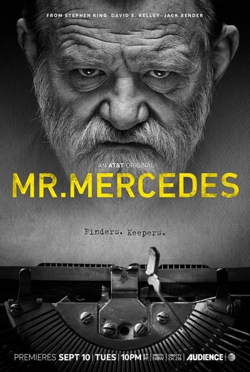 Сериал Мистер Мерседес - Постеры