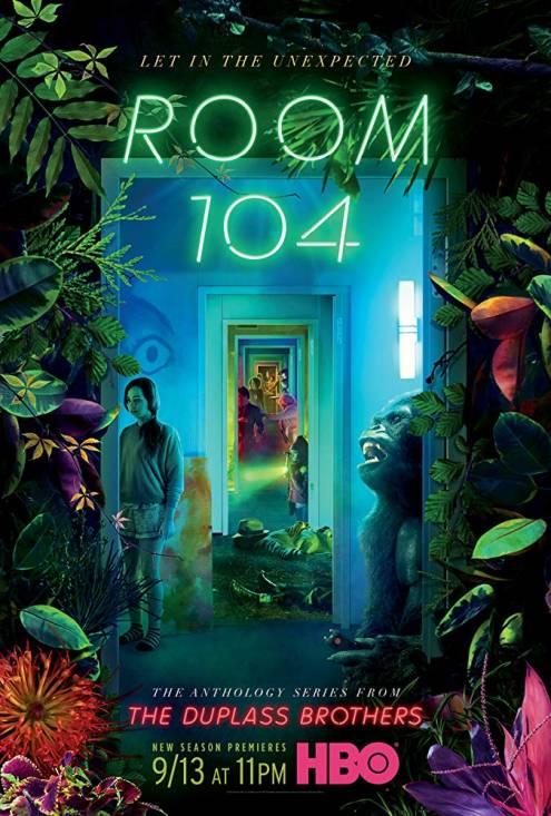 Сериал Комната 104 - Постеры
