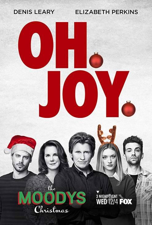 Сериал Рождество с семейкой Муди - Постеры