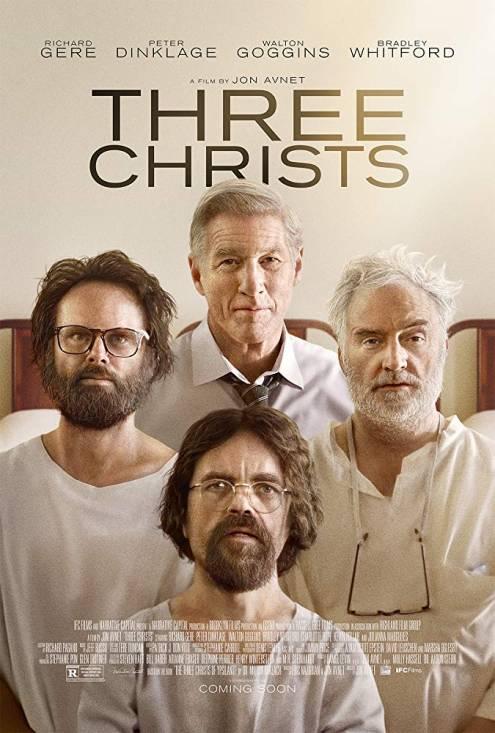 Фільм Три Христа - Постери