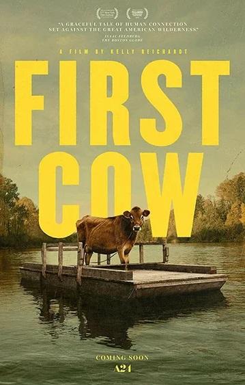 Фільм Перша корова - Постери