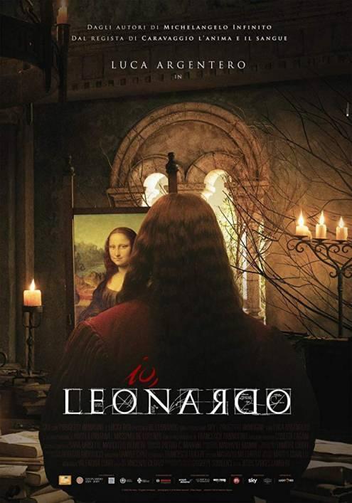 Фільм Леонардо да Вінчі. Незвідані світи - Постери
