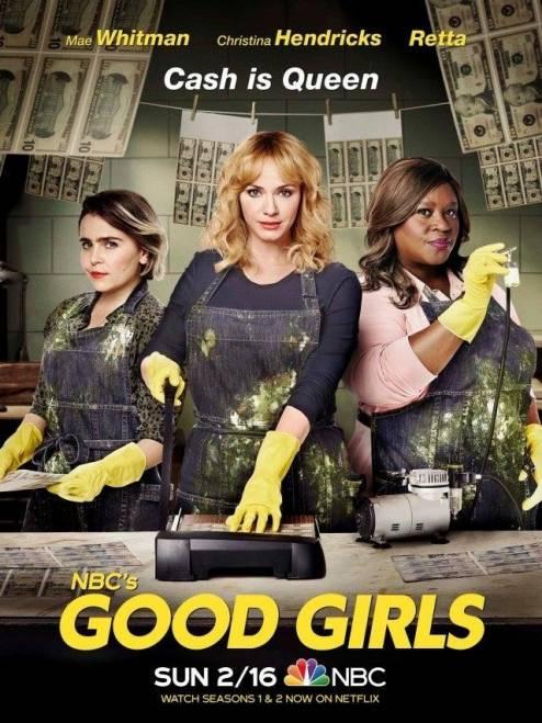 Сериал Хорошие девчонки - Постеры
