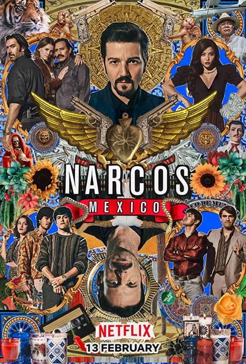 Сериал Нарко: Мексика - Постеры