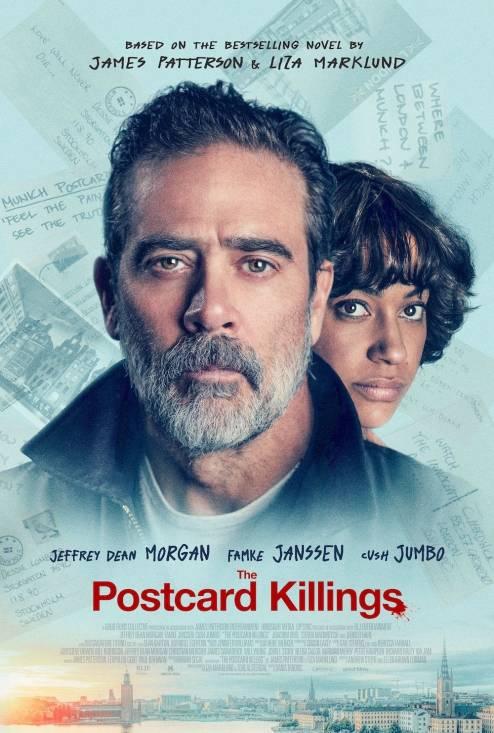 Фільм Убивства з листівками - Постери