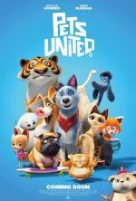 Фільм Ліга домашніх тварин - Постери