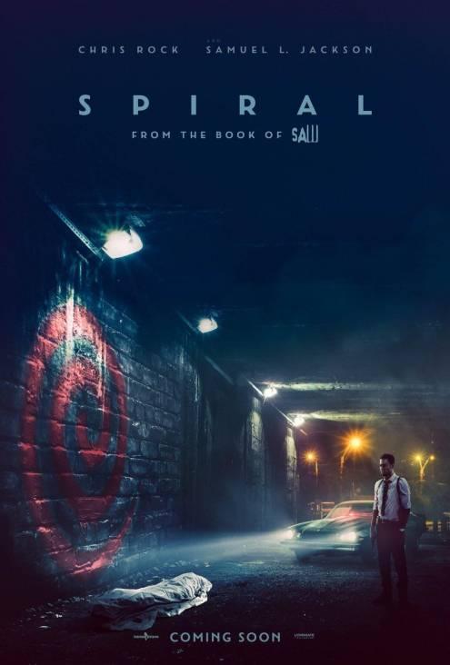 Фильм Пила: Спираль - Постеры